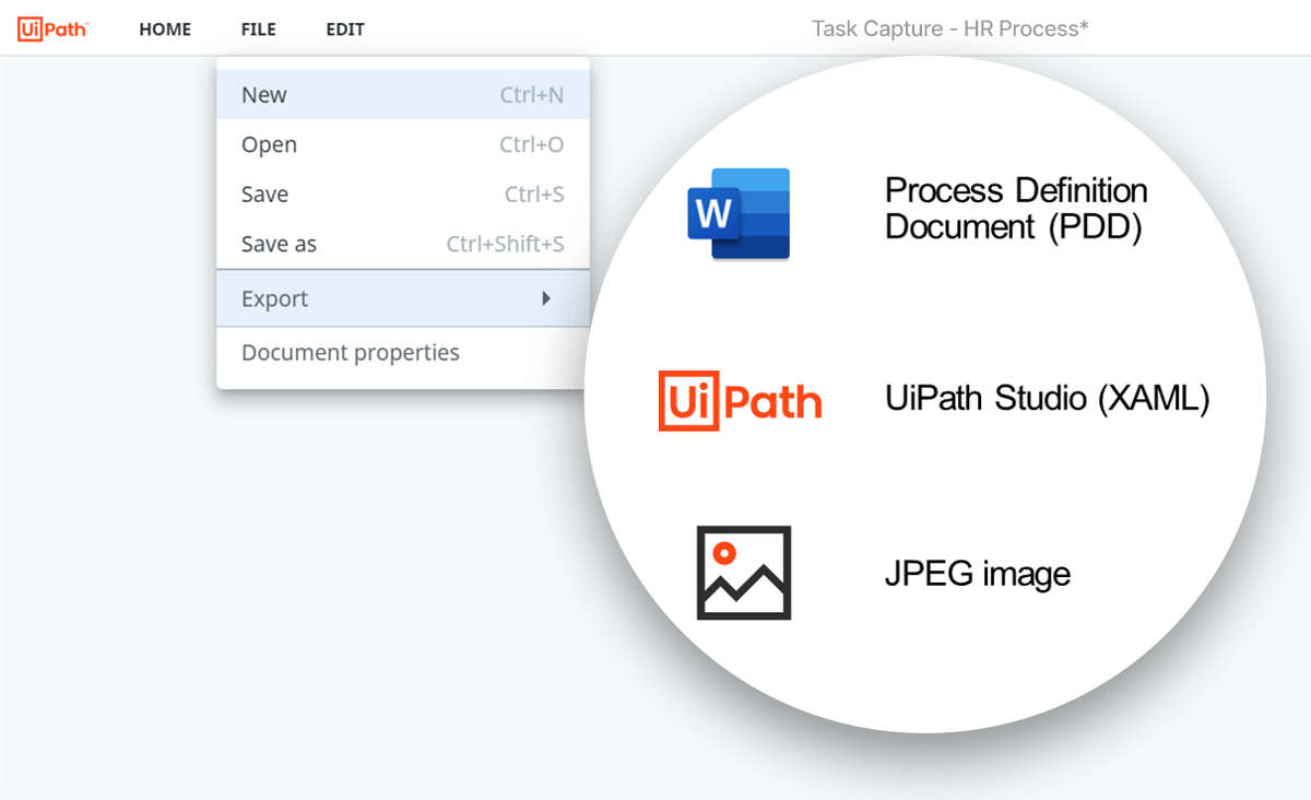 Share your process documentation