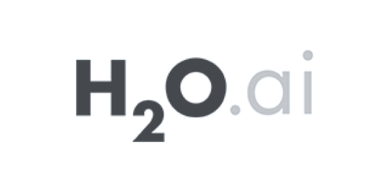 H2O.ai logo grey