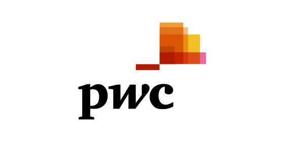 PwC color logo