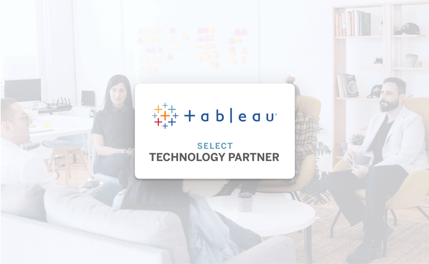 Tableau partnership and certification
