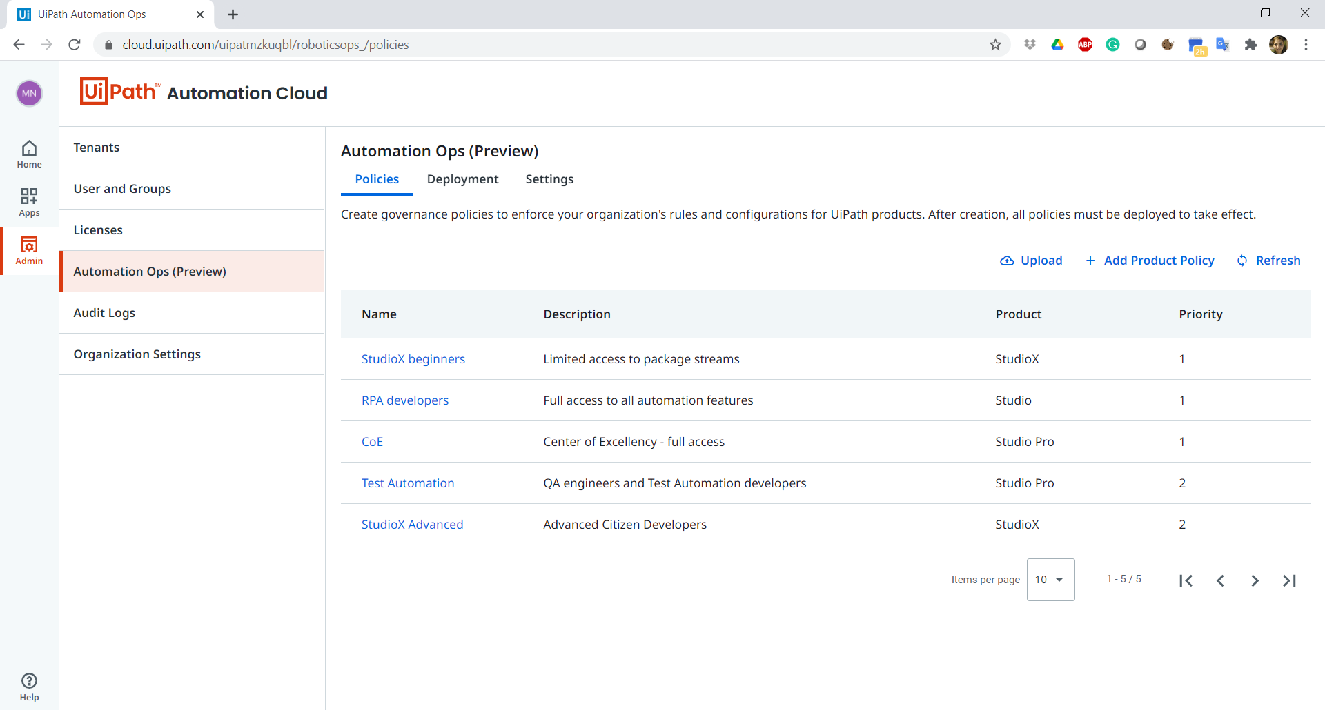 Automation Ops gets you the oversight you need