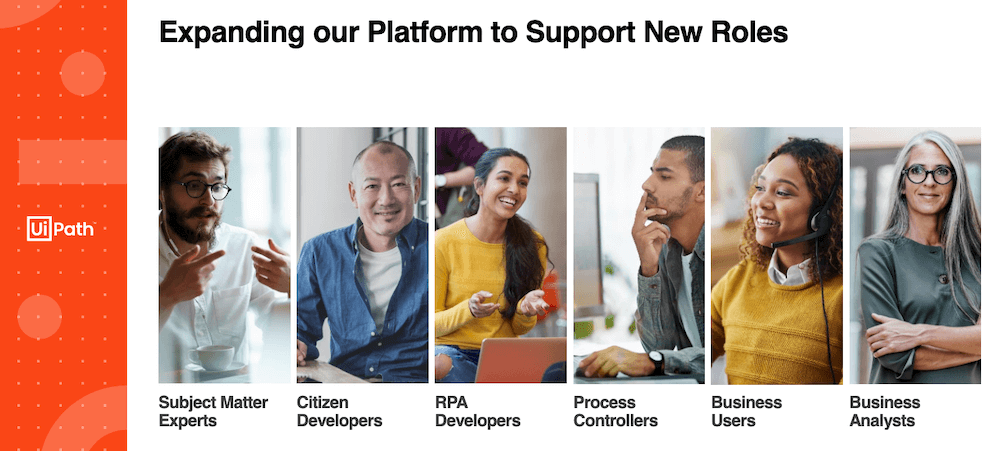 UiPath Platform expands to support new roles