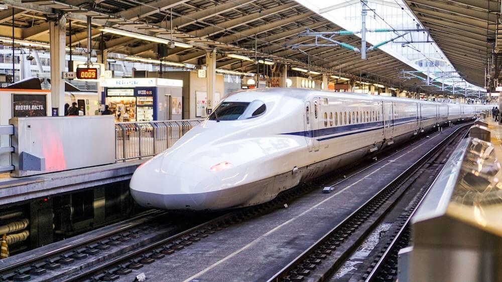 high speed train rpa analogy