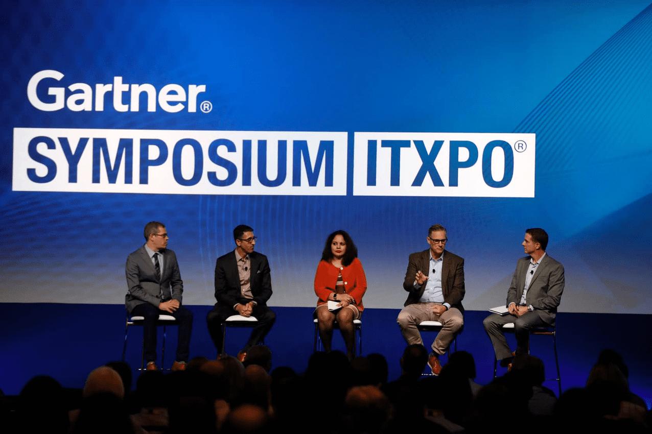 2021 Gartner IT Symposium/Xpo