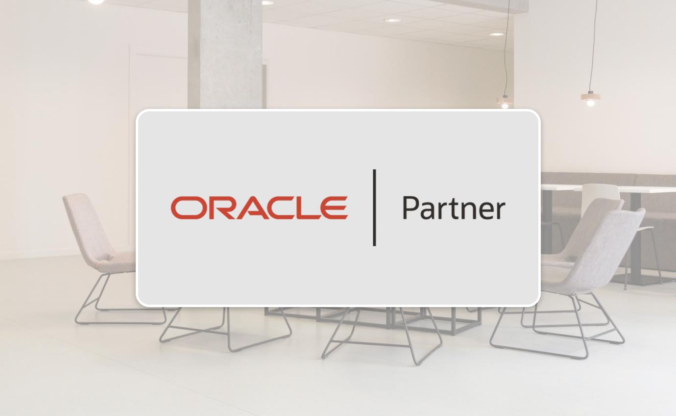 Oracle partnership