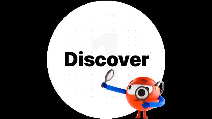 Discover robot