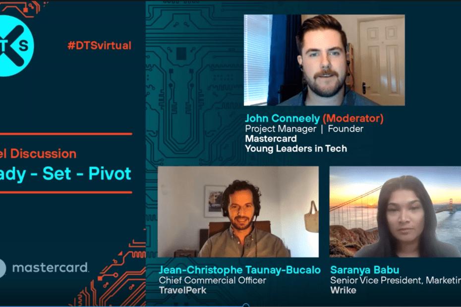 Dublin Tech Summit: DTS Virtual 2021