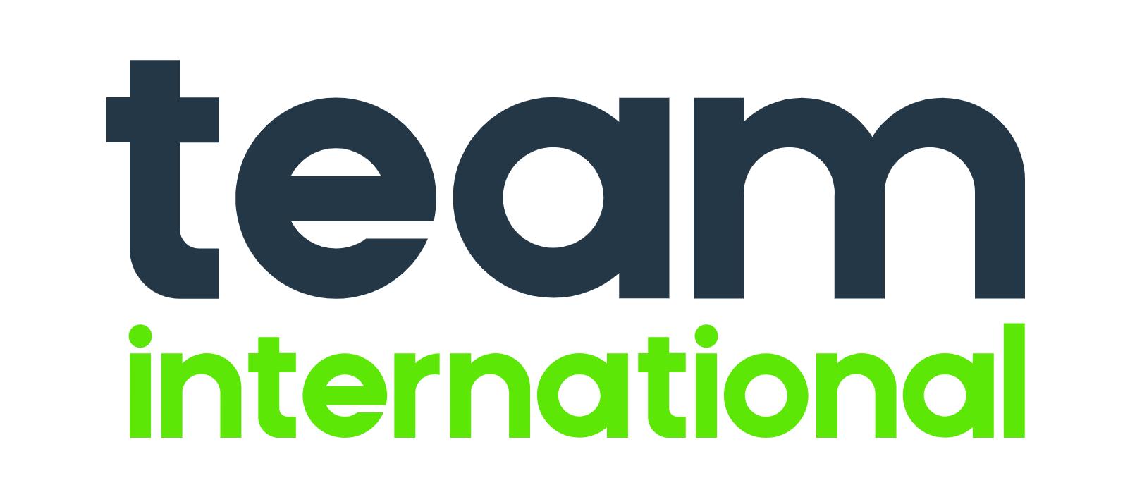 Team International Services Inc. logo