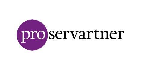 Proservartner logo