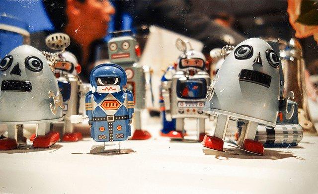 robot mob