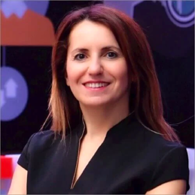 Zeliha Çalışkan, IT Business Partner, BSH Home Appliances