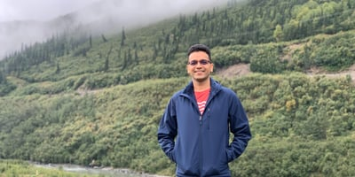 Ankit Saraf on Automations, Vaccinations and Helping His Community