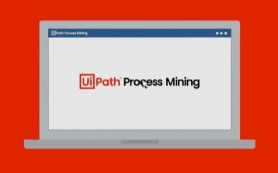 See how UiPath Process Mining works