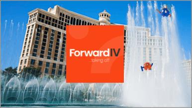FORWARD IV homepage tile