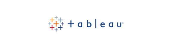 Tableau logo for solutions page