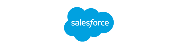 Salesforce logo for solutions page