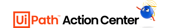 UiPath Action Center logo