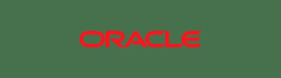 Oracle logo color